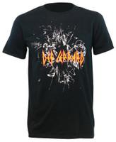 Def Leppard Shatter T-Shirt