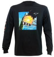 Def Leppard Pyromania Long Sleeve T-Shirt