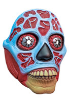 They Live Alien Injection Molded Plastic Mask