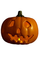 Halloween 1978 Light Up Pumpkin Prop