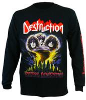 Destruction Eternal Devastation Longsleeve T-Shirt