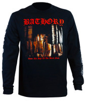 Bathory Under The Sign Of The Black Mark Longsleeve T-Shirt