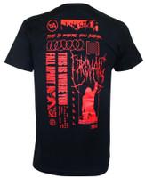 I PREVAIL Black Metal Collage T-Shirt