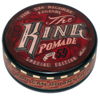 Rumble 59 Schmiere The King Special Edition Strong Hold Oil Based Pomade 4.7oz
