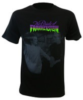 Universal Monsters Bride Of Frankenstein Dead Couple T-Shirt
