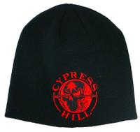Cypress Hill Skull & Compass Logo Beanie