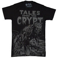 Kreepsville 666 Tales From The Crypt T-Shirt