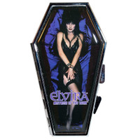 Kreepsville 666 Elvira My Coffin Compact Mirror