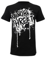 Minor Threat Drips T-Shirt