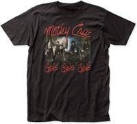 Motley Crue Girls Girls Girls T-Shirt