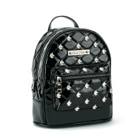 Rock Rebel Unicorn Studded Quilted Mini Backpack