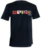 Spice Girls Logo Photo T-Shirt