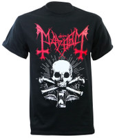Mayhem Skull Snake T-Shirt