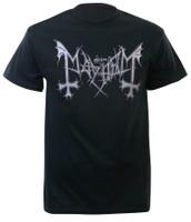 Mayhem Winged Demon T-Shirt