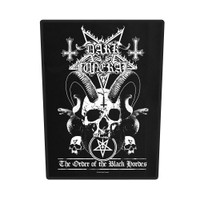 Dark Funeral Black Hordes Back Patch