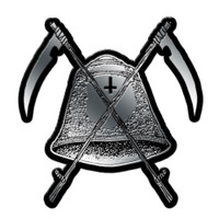 Midnight Bell Enamel Pin