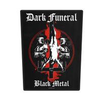 Dark Funeral Cloak Back Patch