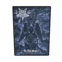 Dark Funeral In the Sign Back Patch