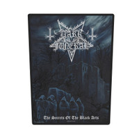 Dark Funeral Secret of the Black Arts Back Patch