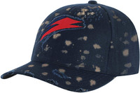 David Bowie Lightning Bolt Bleached Dad Hat