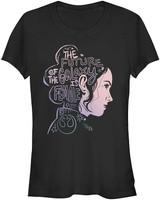 Star Wars Juniors Rey Future Is Female T-Shirt