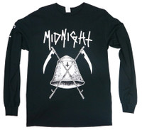 Midnight Complete and Total Midnight Long Sleeve T-Shirt