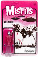 Super7 Misfits Fiend Walk Among Us Pink ReAction Figure