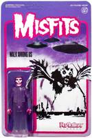 Super7 Misfits Fiend Walk Among Us Purple ReAction Figure