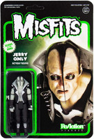 Super7 Misfits Jerry Only Glow in the Dark ReAction Figure