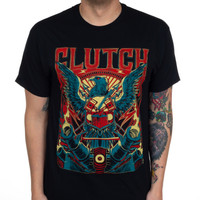 Clutch Eagle Eye T-Shirt