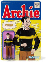 """Super7 Archie ReAction Reggie Action Figure 3.75"""""""