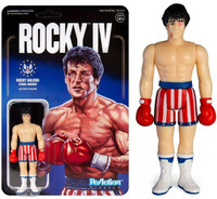 """Super7 Rocky ReAction Rocky Beat Up Action Figure 3.75"""""""