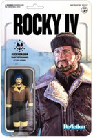 Super7 Rocky ReAction Rocky Winter Training Action Figure 3.75""