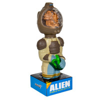 SUPER7 Alien Super Soapies Kane with Facehugger Bubble Wand Bottle