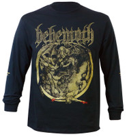 Behemoth Crucifixion Was Not Enough Long Sleeve T-Shirt