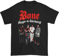 Bone Thugs-N-Harmony Men's E 1999 T-Shirt Black
