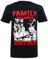 The Texas Chainsaw Massacre Family Reunion T-Shirt
