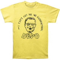 Devo No Satisfaction Slim-Fit T-Shirt