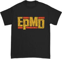 EPMD Men's Logo T-Shirt Black