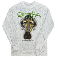 Cypress Hill Men's Fear and Loathing Long Sleeve Tie Dye T-Shirt