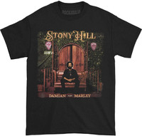 Damian Marley Men's Stony Hill Slim-Fit T-Shirt