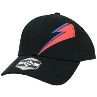 David Bowie Lightning Bolt Snapback Baseball Cap Hat