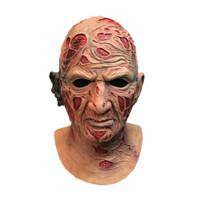 Trick or Treat Studios A Nightmare On Elm Street Freddy Krueger Mask