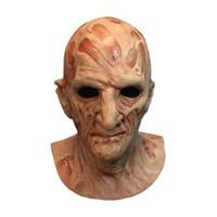 Trick or Treat Studios A Nightmare On Elm Street 2 Freddy Krueger Mask