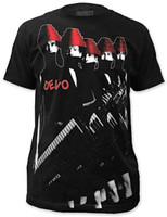Devo Full Front Group Slim-Fit T-Shirt
