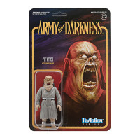Super7 Army Of Darkness Pit Witch ReAction Figure 3.75""