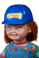Trick or Treat Studios Child's Play II Good Guys Construction Helmet Prop