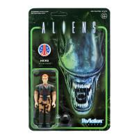"Super7 Aliens Hicks ReAction Figure 3.75"""