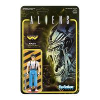 "Super7 Aliens Ripley ReAction Figure 3.75"""