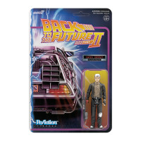 Super7 Back to the Future 2 Griff Tannen ReAction Figure 3.75""